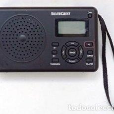 Radios antiguas: RADIO TRANSISTOR, MARCA SILVERCREST. RADIOTRAN-06. Lote 295502493