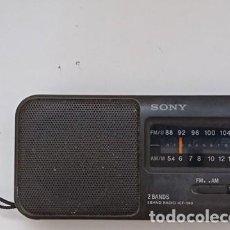 Radios antiguas: RADIO TRANSISTOR, MARCA SONY. RADIOTRAN-07. Lote 295504068