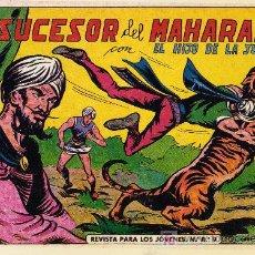 Cómics: EL HIJO DE LA JUNGLA Nº6 (TOMO DE LA EDITORIAL JLA) CONTIENE LOS Nº 41 A 48. Lote 6686123