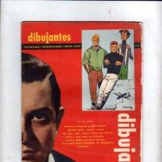 Cómics: DIBUJANTE - N- -GRANDES DIBUJANTES -ARGEN-SOLANO LOPEZ. ITALIANOS Y DE U.S.A. REVISTA DECADA DEL50TA. Lote 23821513