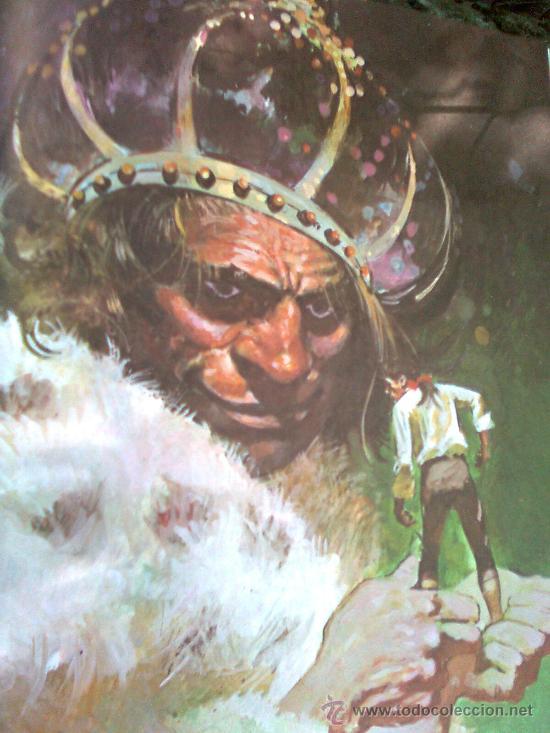DAVID MORTON-MIS LAMINÁ-S POP-SERIE APHA 70´S- JOSE MARÍA MIRALLES - GULLIVER 2 (SWIFT)-CARTULINA A3 (Tebeos y Comics - Art Comic)