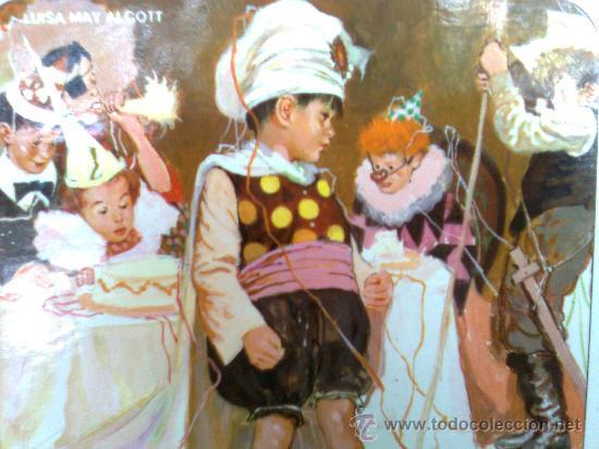 DAVID MORTON-MIS LAMINÁ-S POP-SERIE APHA 70´S- JOSE MARÍA MIRALLES-HOMBRECITOS (ALCOTT)-CARTULINA A3 (Tebeos y Comics - Art Comic)
