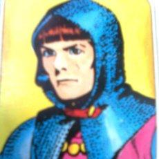 Cómics: DAVID MORTON-MIS LAMINÁ-S POP - SERIE KING FEATURES - PRÍNCIPE VALIENTE - CARTULINA A4. Lote 122640971