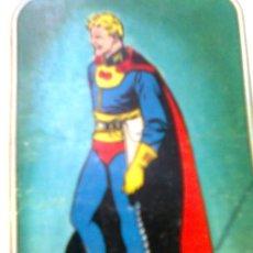 Cómics: DAVID MORTON-MIS LAMINÁ-S POP - SERIE KING FEATURES - FLASH GORDON - CARTULINA A4. Lote 122641010