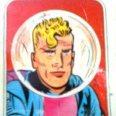Cómics: DAVID MORTON-MIS LAMINÁ-S POP - SERIE KING FEATURES - BRICK BRADFORD - CARTULINA A4. Lote 122641079