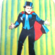 Cómics: DAVID MORTON-MIS LAMINÁ-S POP - SERIE KING FEATURES - MANDRAKE - CARTULINA A4. Lote 122641052