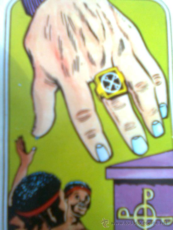 DAVID MORTON-MIS LAMINÁ-S POP - SERIE KING FEATURES THE PHANTOM- MARCA DEL FANTASMA- A4 (Tebeos y Comics - Art Comic)