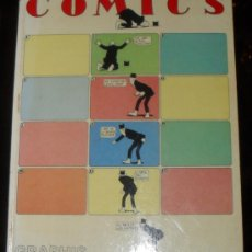 Cómics: THE ART OF THE COMICS STRIP. COMICS. 1972. SWITZERLAND. GRAPHIS. EN INGLES, ALEMAN Y FRANCES.. Lote 29009664