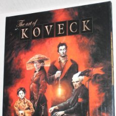 Cómics: THE ART OF KOVECK (EXCELENTE). Lote 31629277