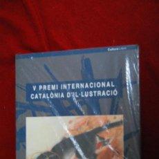 Cómics: V PREMI INTERNACIONAL CATALONIA D´IL-LUSTRACIO - GENERALITAT DE CATALUNYA DEPT. DE CULTURA. Lote 29973742