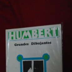 Cómics: HUMBERT - GRANDES DIBUJANTES - EDITORIAL TABER - CARTONE CON SOBRECUBIERTA. Lote 29973794