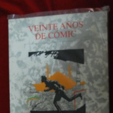 Comics: VEINTE AÑOS DE COMIC - AULA DE LITERATURA VICENS VIVES - RUSTICA. Lote 29974315