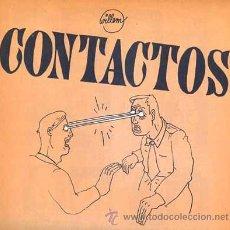 Fumetti: WILLEM. CONTACTOS. COLECCIÓN EL PORTAFOLIO Nº4, 1981. Lote 221634910