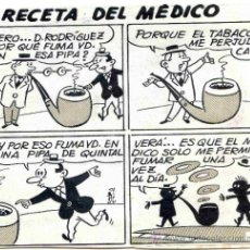 Cómics: RIPOLL G. MIGUEL RIPOLL GUADAYOL. HISTORIETA ORIGINAL A TINTA FIRMADA. Lote 34092568