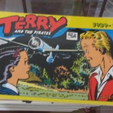 Cómics: TERRY AND THE PIRATES---DESDE 1939------------. Lote 39399294