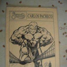 Cómics: STUDIO CARLOS PACHECO. Lote 39570388