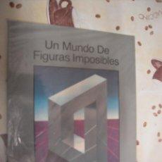 Cómics: UN MUNDO DE FIGURAS IMPOSIBLES DE TASCHEN. Lote 39713592
