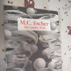 Cómics: M.C. ESCHER THE GRAFIC WORK DE TACO. Lote 39713615