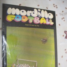 Comics: MORDILLO FOOTBALL. Lote 39713884