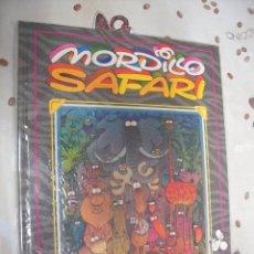 Cómics: MORDILLO SAFARI. Lote 39713903