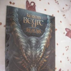 Cómics: KEREM BEYIC REALMS. Lote 39714476
