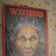 Cómics: WITCHES ILUSTRACIONES DE PAPER TIGER. Lote 39751945