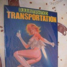 Cómics: ILLUSTRATED TRANSPORTATION ILUSTRACIONES. Lote 39805299