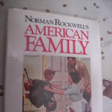 Cómics: NORMAN ROCKWELL´S AMERICAN FAMILY. Lote 39836597