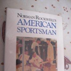 Cómics: NORMAN ROCKWELL´S AMERICAN SPORTSMAN ILUSTRACIONES. Lote 39836656