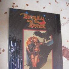 Cómics: BEAUTY AND THE BEAST DE CRIS ACHILLEOS DE PAPER TIGER ILUSTRACIONES. Lote 39836989