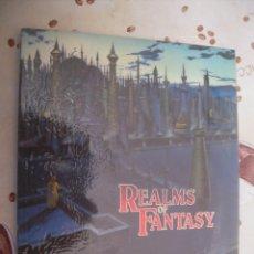 Cómics: REALMS OF FANTASY DE PAPER TIGER ILUSTRACIONES. Lote 39837089
