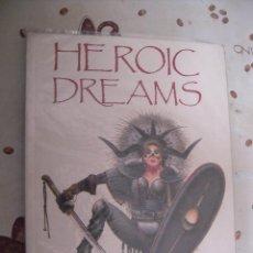 Cómics: HEROIC DREAMS DE PAPER TIGER ILUSTRACIONES. Lote 39837117
