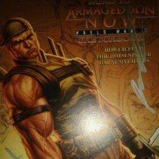 Cómics: ROB LIEFELD :ROAD TO ARMAGEDDOK NOW ( SKETCHBOOK ). FIRMADO. Lote 40402902