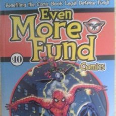 Cómics: EVEN MORE FUND COMICS (GEOGE PÉREZ,FRANK CHO, STEVE RUDE....). Lote 40408105