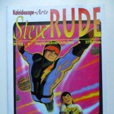Cómics: KALEIDOSCOPE-ARTE Nº 12 STEVE RUDE. Lote 40621707