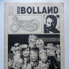 Cómics: STUDIO Nº 10 . BRIAN BOLLAND. Lote 40635379