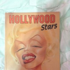 Cómics: HOLLYWOOD STARS - JEAN MULATIER - CARICATURAS. Lote 43659311