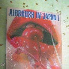 Cómics: AIRBRUSH IN JAPAN ILKUSTRACIONES. Lote 192512098
