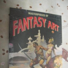 Cómics: MASTERPIECES OF FANTASY ART ILUSTRACIONES. Lote 40580148