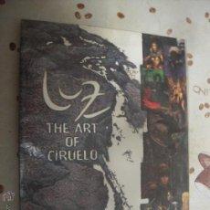 Cómics: THE ART OF CIRUELO ILUSTRACIONES. Lote 40580651