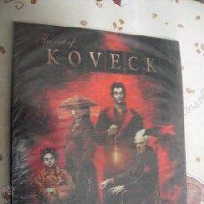 Cómics: THE ART OF KOVECK ILUSTRACIONES. Lote 40581139