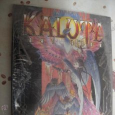 Cómics: KALUTA ART BOOK ILUSTRACIONES. Lote 40588258