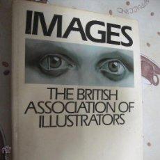 Cómics: IMAGES THE BRITISH ASSOCUIATION OF ILLUSTRATORS ILUSTRACIONES. Lote 40588726
