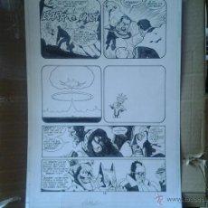 Fumetti: SUPERMAN:EMPERADOR JOKER.DOUG MAHNKE(FIRMADA) PÁGINA ORIGINAL ART COMIC. Lote 42595998