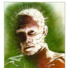 Cómics: FIRMADO / NUMERADO JEFF PITTARELLI - PINHEAD PRINT 2004 - HELLRAISER - CLIVE BARKER. Lote 42685889