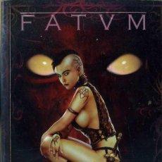 Cómics: JOSÉ DEL NIDO / JR DOMINGO : FATVM (2010). Lote 42865277