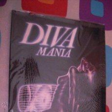 Cómics: DIVA MANIA ILUSTRACIONES PIN UPS. Lote 42973651