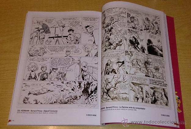 Cómics: CATALOGO BANDE DESSINEE. MILLON AND ASSOCIES. - Foto 3 - 194404282