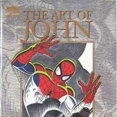 Cómics: THE ART OF JOHN ROMITA (MARVEL). Lote 43865882