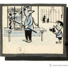 Cómics: ROMERO (ENRIC BADÍA ROMERO) BARCELONA 1930 DIBUJO ORIGINAL. Lote 44984194
